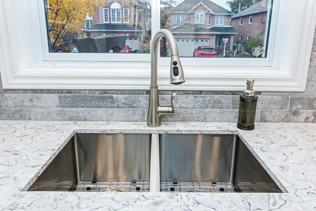 Kitchen Sink | Choices & Trends In Halton Region