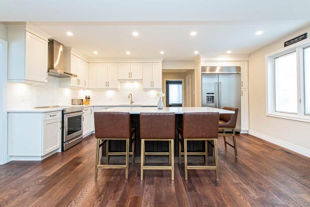 McWhirter Full Kitchen + Renovation | Oakvile On.