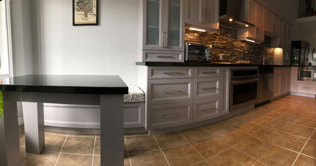 Kitchen Breakfast Nooks for Smaller Kitchens