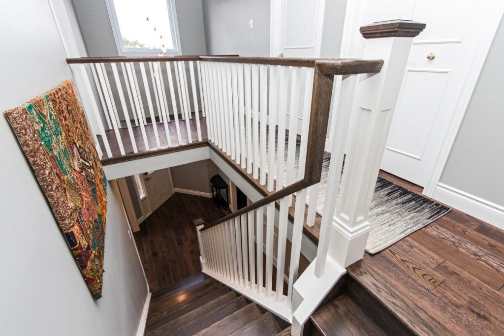 Stair Refinishing Hamilton