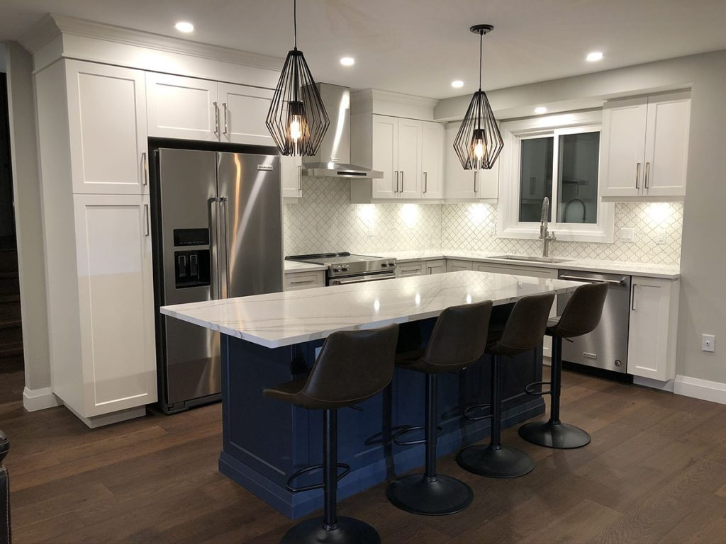 Kitchen Renovation Project in Hamilton Ontario