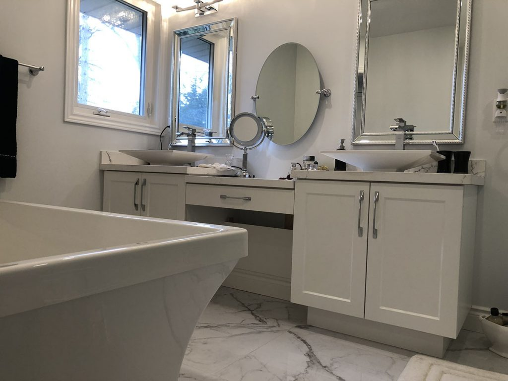 Burlington Ensuite Renovation Project