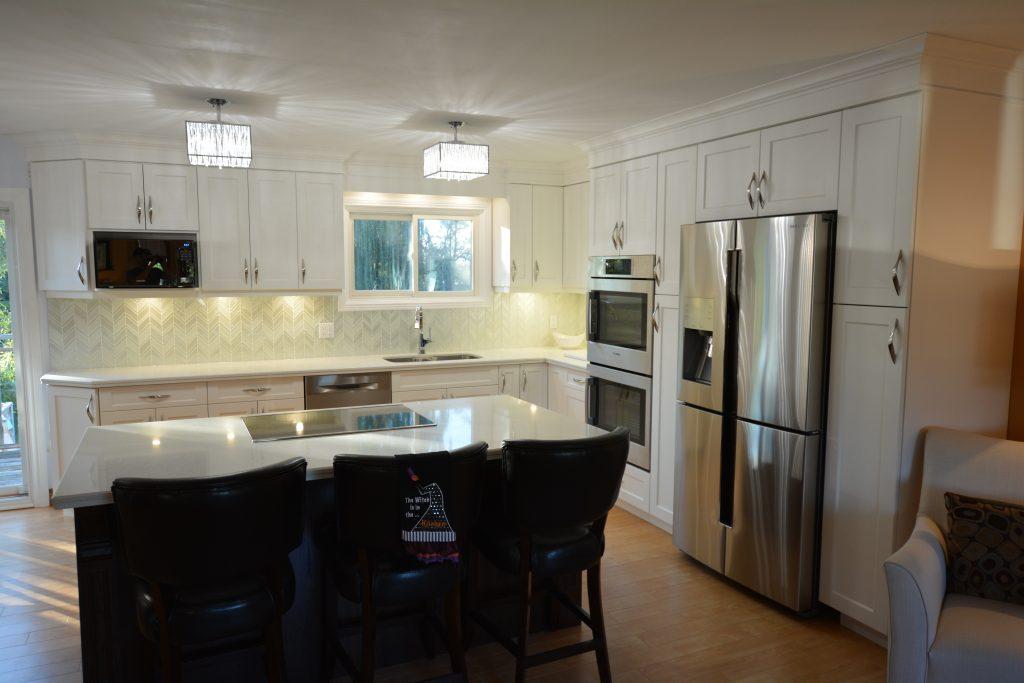Oakes | Kitchen + Main floor remodel | Grimsby Ontario